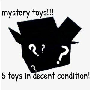 mystery toy box